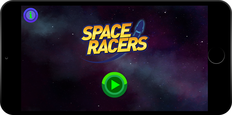 Space Racers App Developed by Bluemarker LLC