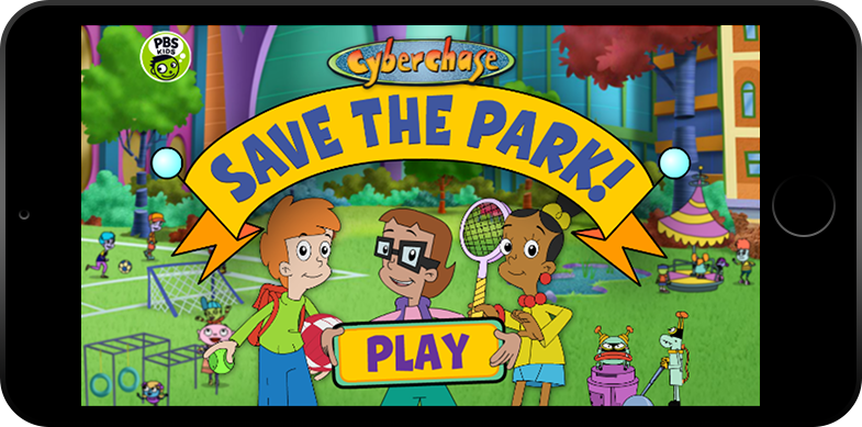 Save The Park Developed by Bluemarker LLC